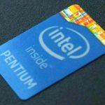 Intel Pentium 3805U Processor