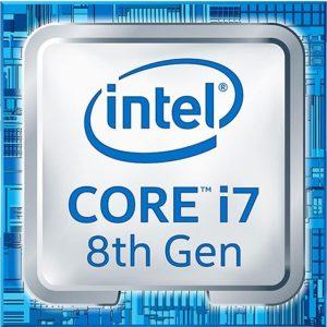 Intel Core i7-8565U 8th Gen