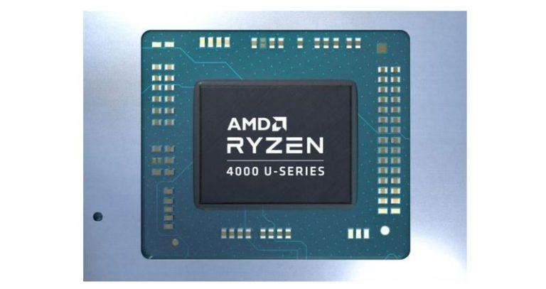 AMD Ryzen 3 4300U