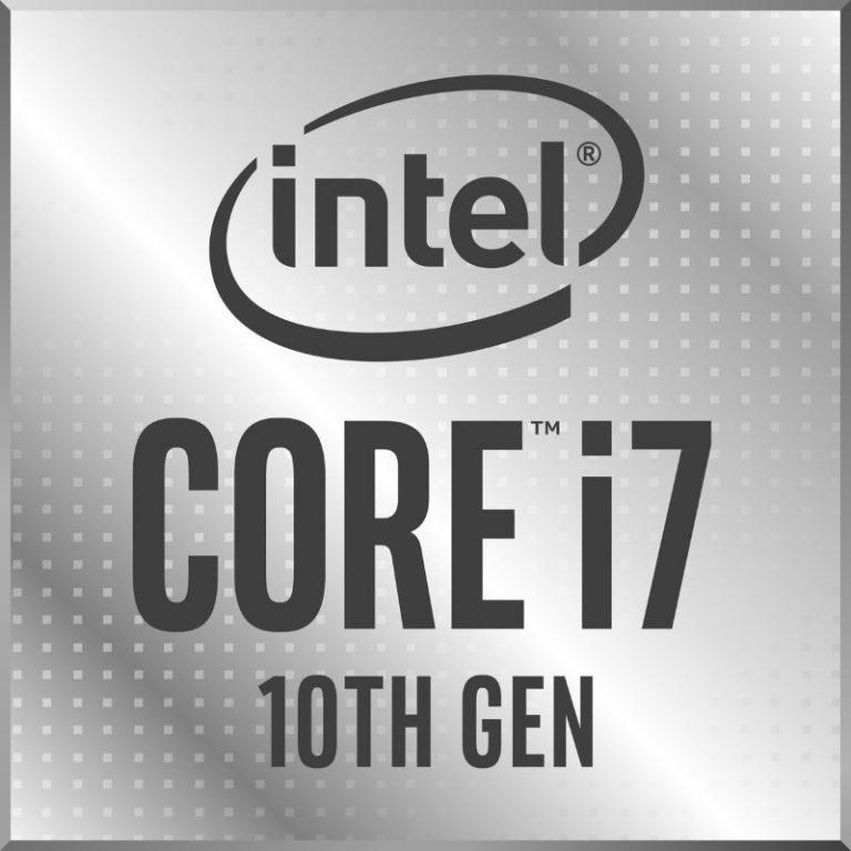 Intel Core i7-10750H 10th Gen