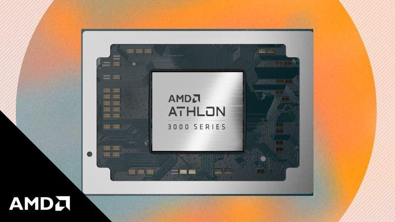 AMD Athlon Silver 3050U