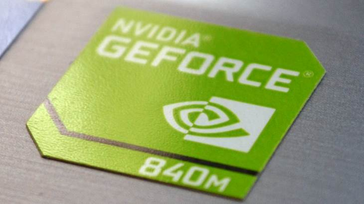 driver nvidia geforce 840m