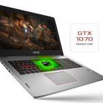 Nvidia GeForce GTX 1070-Based Laptop