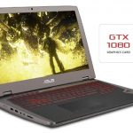 Asus Laptop with Nvidia GeForce GTX 1080
