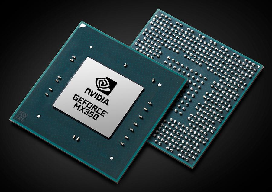 Nvidia GeForce MX350