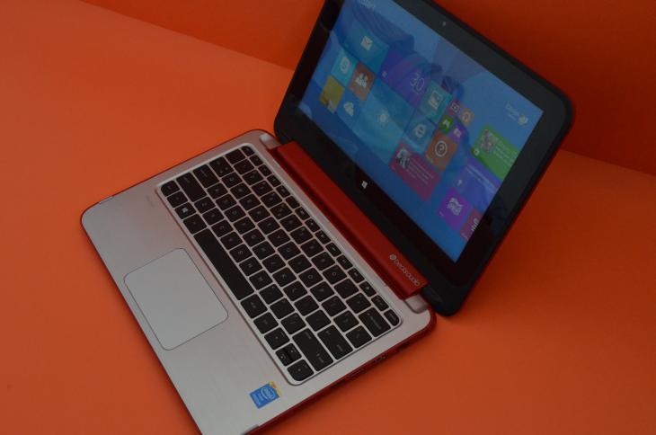 36936e0041b HP Pavilion x360 11 (11t-n000) Inexpensive 2-in-1 Mini-Laptop ...