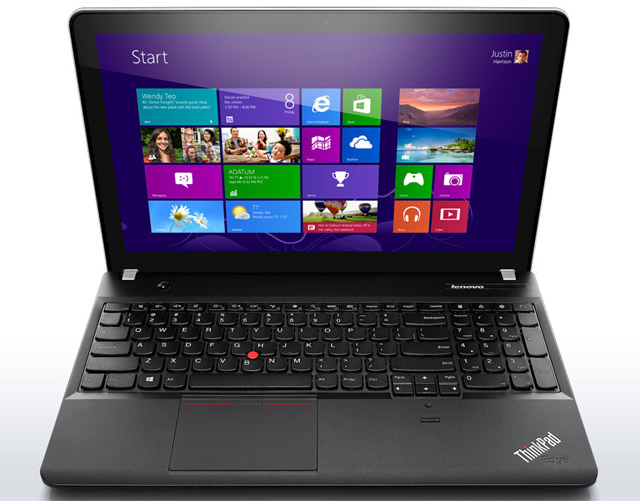 Lenovo Thinkpad E540 Customizable Laptop Specs