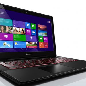 "lenovo y70 touch 80du000hus 17.3"" gaming notebook"