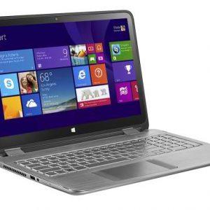 """toshiba radius p55w b5224 15.6"""" convertible notebook"""