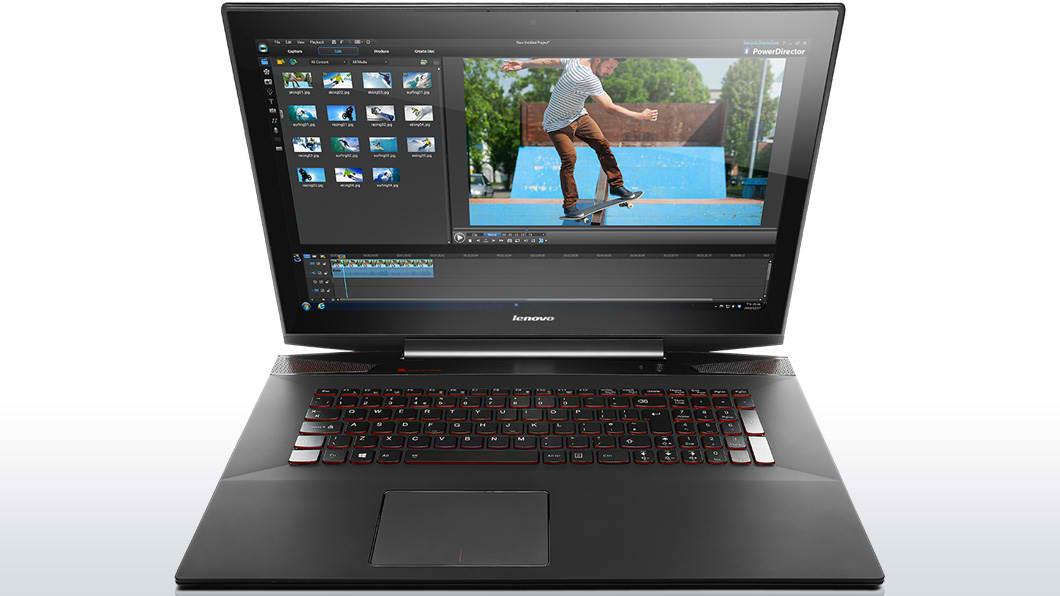 Lenovo Y70 ( Cảm ứng) Core i7-4710HQ /512GB SSD /16GB RAM /17. 3 FHD/ Vga 4GB W8