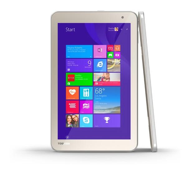 Toshiba Encore 2 Wt8 B32cn Tablet Laptop Specs