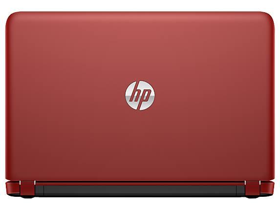 HP Pavilion 15t (15t-ab100) 2015 Red
