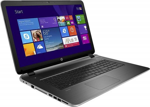 HP Pavilion 17 F004dx 173 Laptop With AMD A10 CPU