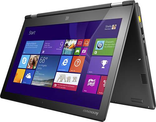 Lenovo Yoga 2 13 59424666 13 3 Inch Convertible Notebook