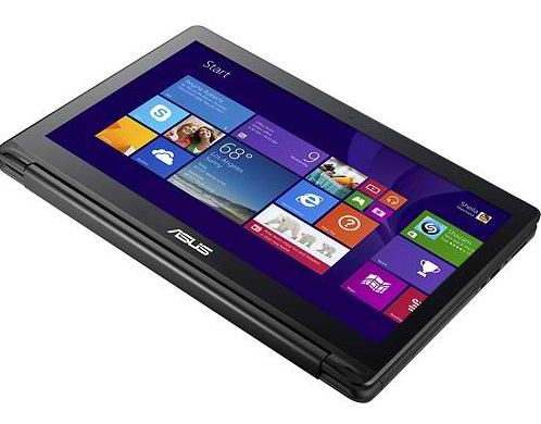 Q551LN-BBI706 Tablet Mode