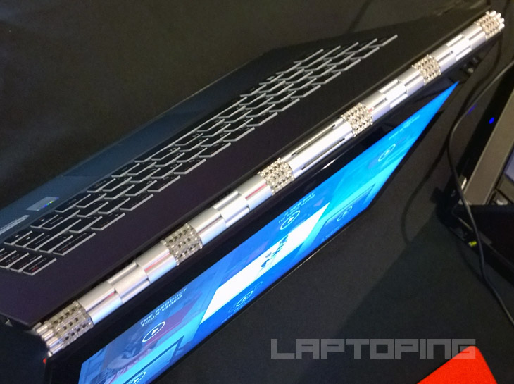 Lenovo Yoga 3 Pro User Review