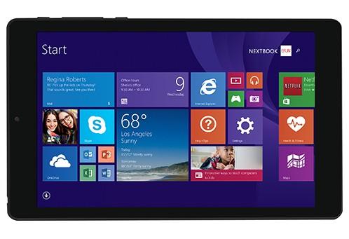 Nextbook 8 Tablet 16GB Windows 8_1 NXW8QC16G