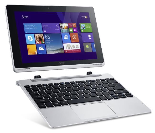 acer 2 in 1 laptop tablet. Black Bedroom Furniture Sets. Home Design Ideas