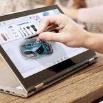 Dell Inspiron 13 7000 i7347-50sLV 13-Inch Convertible Touchscreen Laptop Intel Core i3 4GB RAM