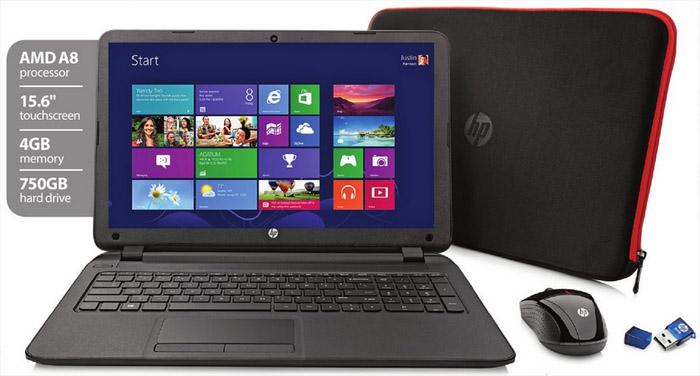 hp 15 f014wm 15 6 touch laptop windows laptop tablet. Black Bedroom Furniture Sets. Home Design Ideas
