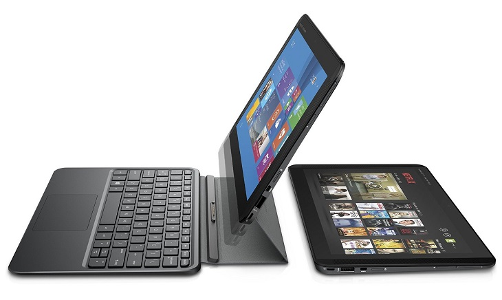 HP Pavilion x2 10-k077nr Signature Edition 2 in 1 PC 2
