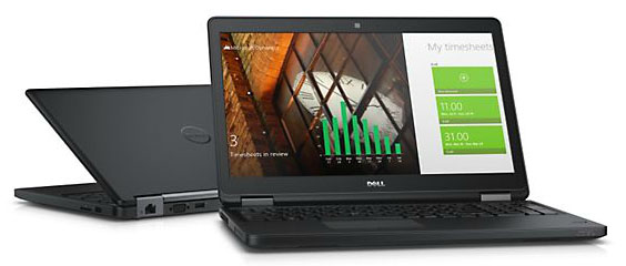 Dell Latitude 15 5000 E5550 Business-Class Notebook