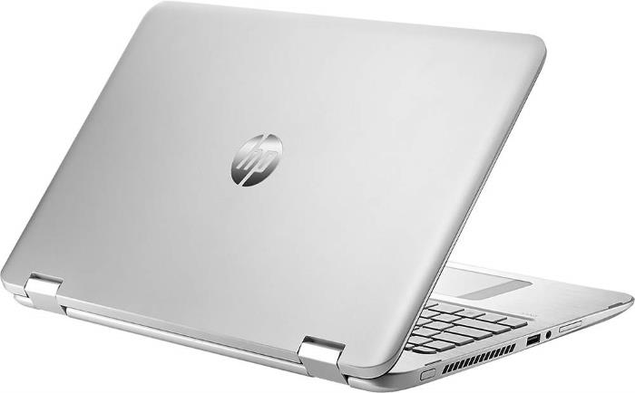 HP 15-u110dx Rear