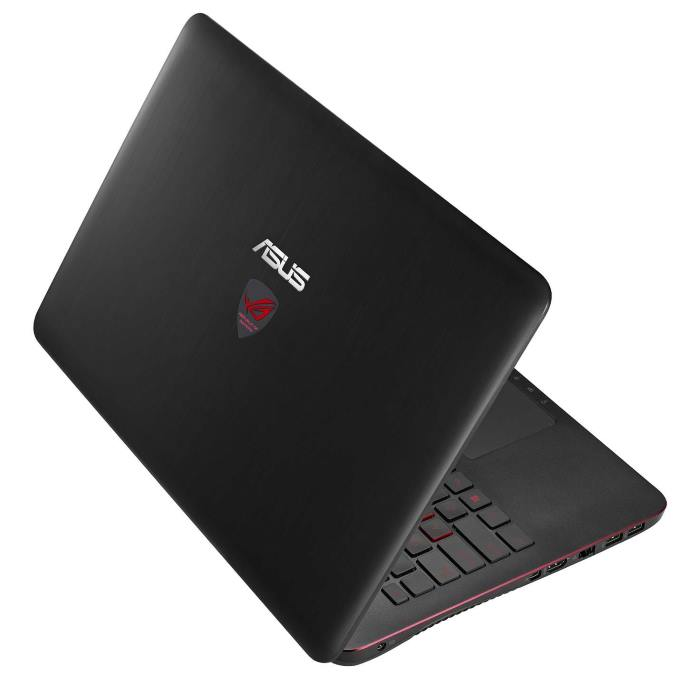 Asus ROG GL551JW-DS74 and GL551JW-DS71 Lid