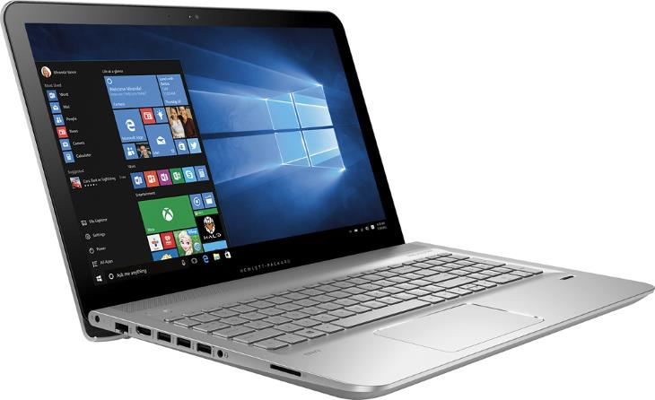 Hp Envy 15t 15t Ae100 Ver 2015 Entertainment Laptop
