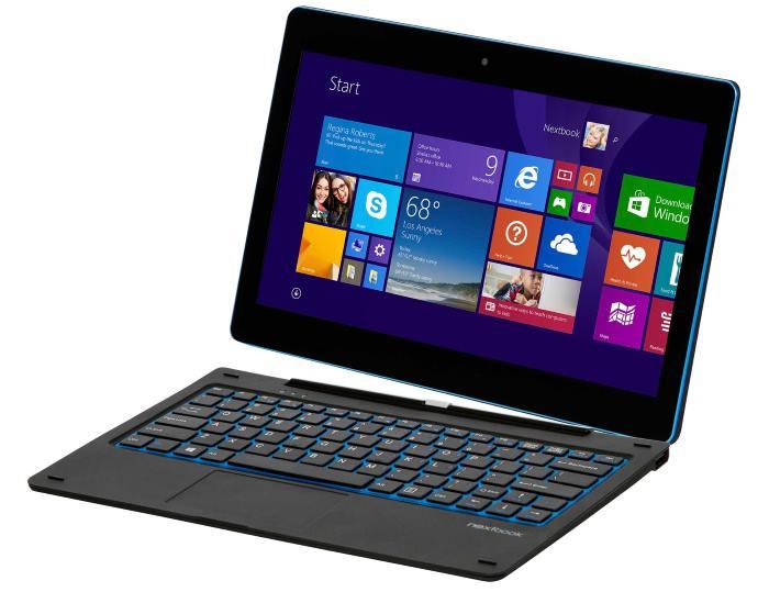 Nextbook Flexx NXW116QC264 11.6 2-in-1 Tablet 2GB 64GB Windows
