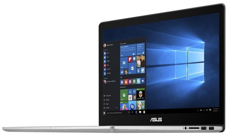 ASUS ZenBook Pro UX501VW-DS71T 15-Inch Ultra-HD 4K Touchscreen Laptop (Skylake-H Core i7-6700HQ, 16 GB DDR4, 512 GB Gen 3 PCIe x4 SSD, Nvidia GTX960M GPU, Thunderbolt III) 2