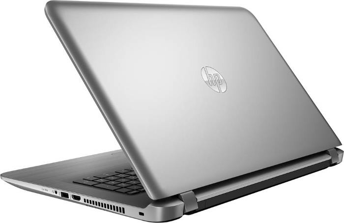 HP Pavilion 17t-g100 2015 Rear