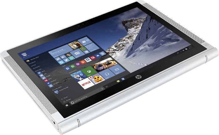 HP Pavilion x2 (10t-n100) 2-in-1 Tablet Mode