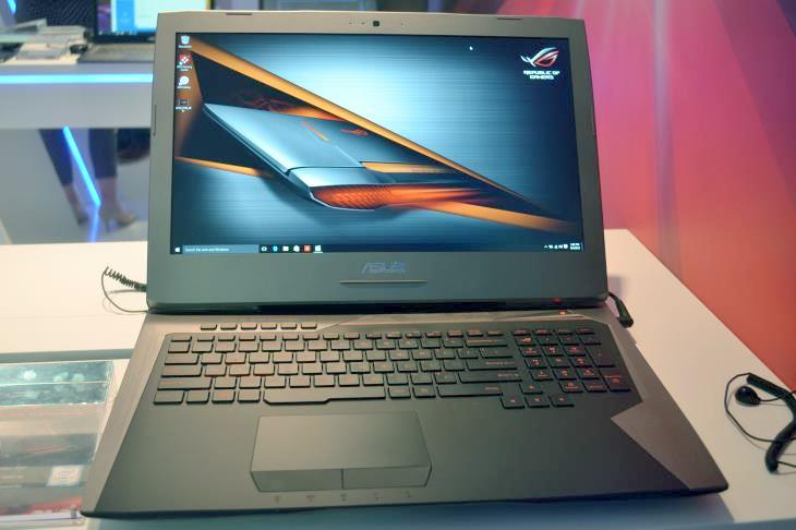 Asus G752 (G752VL, G752VT, G752VY) Gaming Laptop