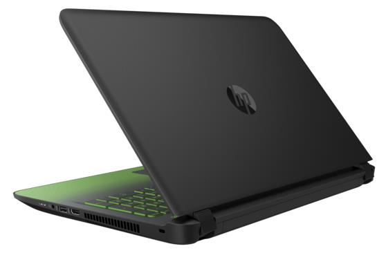 HP Pavilion 15t-ak000 Gaming Laptop 2