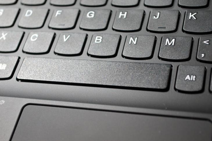 Lenovo MIIX 700 Keyboard Zoom
