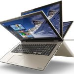 Toshiba Satellite Fusion 15 L55W L55W-C5257, L55W-C5259 15.6-Inch Convertible 2-in 1 Touch Laptop