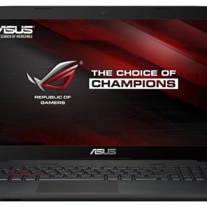 "Asus ROG GL552VW DH71 & DH74 15.6"" Gaming Laptop (GeForce GTX 960M GPU, Intel i7 Quad CPU, 16GB DDR4 RAM, 1TB HDD / 256GB SSD, Metallic)"