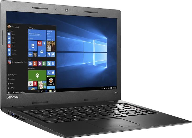 "Lenovo 100S 80R200E5US 11.6"" Laptop (Intel Atom, 2GB Memory, 32GB eMMC Flash Memory, Silver)"