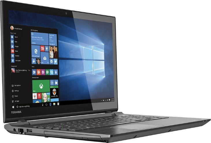 Toshiba Satellite C55t C5300 15 6 Quot Touch Laptop With Intel
