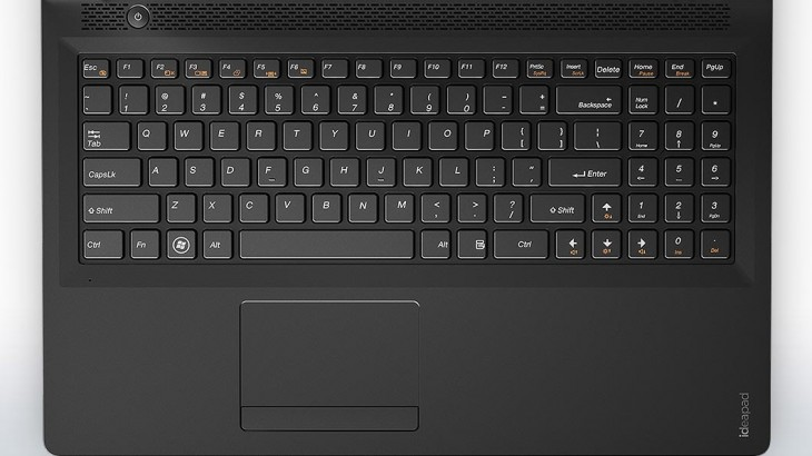 Lenovo Ideapad 100 15IBY Signature Edition Laptop 156