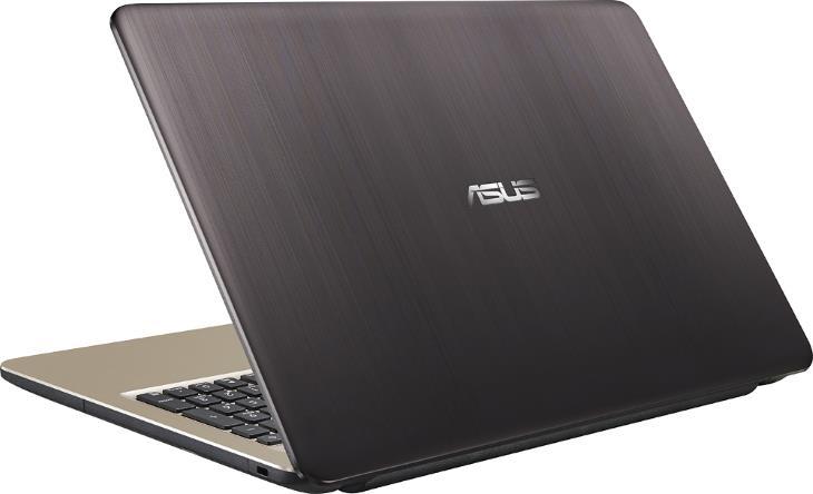 Asus 15.6 Laptop (Intel Celeron, 4 GB, 500GB HDD, Chocolate Black) - X540SA-SCL0205N 3
