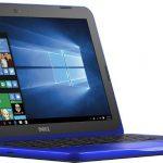 Dell Inspiron 11.6 Laptop i3162-0000BLU - Intel Celeron, 2GB Memory, 32GB eMMC Flash Memory, Bali Blue