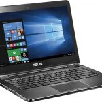 Asus Q303UA-BSI5T21 2-in-1 13.3 Touch-Screen Laptop (Intel Core i5, 8GB Memory, 1TB Hard Drive, Black)