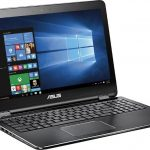 Asus Q553UB-BSI7T13 2-in-1 15.6 Touch-Screen Laptop (Intel Core i7, 12GB Memory, 2TB Hard Drive, Black)