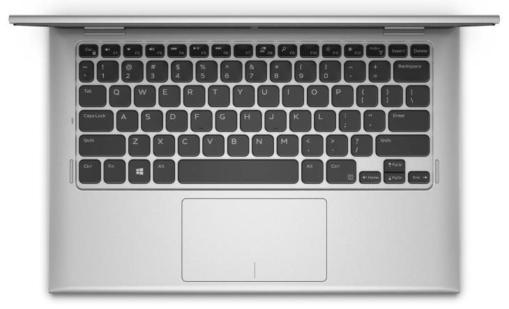 Dell Inspiron i3000 (-101SLV, -5099SLV, 10099SLV, i3158-3275SLV) 11.6 Inch 2-in-1 Touchscreen Laptop - Keyboard