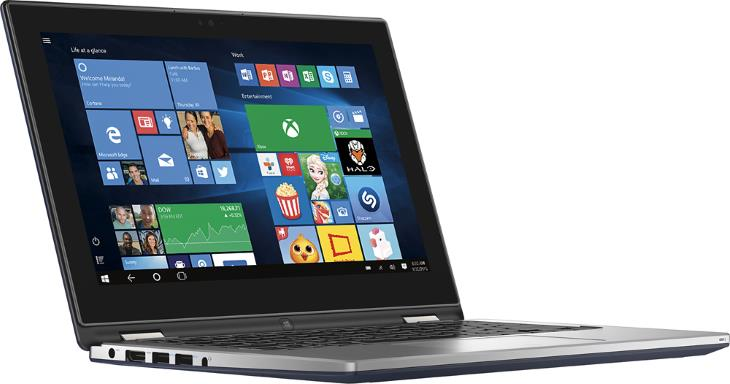 Dell Inspiron I3153 5025BLU 2 In 1 116 Touch Screen Laptop Intel