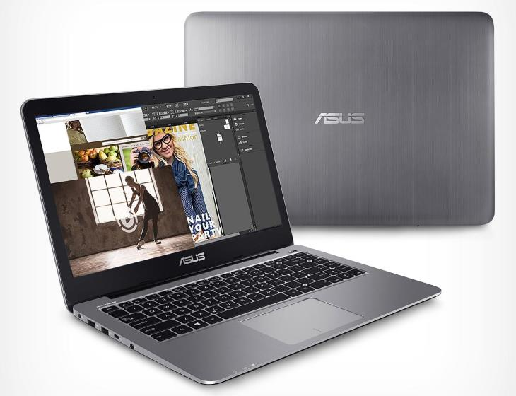 Asus VivoBook E403SA-US21 14 Lightweight Laptop (Intel Pentium Quad Core, 4GB RAM, 128GB eMMC, Win 10, Hairline Brushed Metal)
