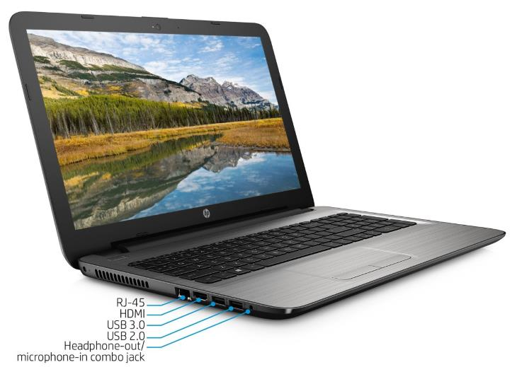 HP 15-ay011nr - HP 15-ay013nr 15.6 Laptop (Full HD, 6th Gen Intel Core i5, 8GB RAM, 1TB HDD - 128GB SSD, Windows 10) 2