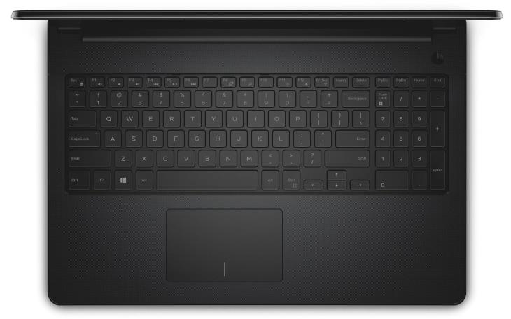 Dell Inspiron I3558-5501BLK 15.6 Touch-screen Laptop (Intel Core i5, 8GB Memory, 1TB Hard Drive, Black) 2